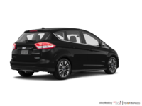 2018 Ford C-MAX HYBRID TITANIUM | Photo 2 | Shadow Black
