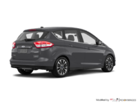 2018 Ford C-MAX HYBRID TITANIUM | Photo 2 | Magnetic Metallic