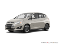 2018 Ford C-MAX HYBRID TITANIUM | Photo 3 | White Gold