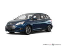 2018 Ford C-MAX HYBRID TITANIUM | Photo 3 | Blue