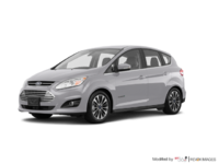 2018 Ford C-MAX HYBRID TITANIUM | Photo 3 | Ingot Silver Metallic