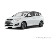 2018 Ford C-MAX HYBRID TITANIUM | Photo 3 | Oxford White