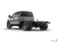 2018 Ford Chassis Cab F-350 XLT | Photo 2 | Stone Gray