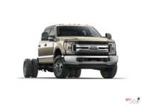 2018 Ford Chassis Cab F-350 XLT | Photo 3 | White Gold