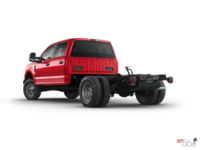 2018 Ford Chassis Cab F-350 XLT | Photo 2 | Race Red