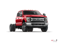 2018 Ford Chassis Cab F-350 XLT | Photo 3 | Race Red