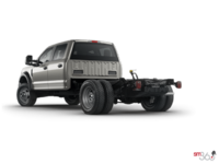 2018 Ford Chassis Cab F-450 XLT | Photo 2 | Stone Gray