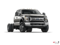 2018 Ford Chassis Cab F-450 XLT | Photo 3 | Stone Gray