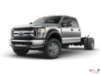 2018 Ford Chassis Cab F-450 XLT | Photo 1 | Ingot Silver
