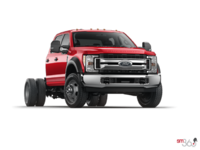 2018 Ford Chassis Cab F-450 XLT | Photo 3 | Race Red