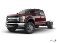 2018 Ford Chassis Cab F-450 XLT | Photo 1 | Magma Red