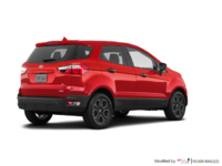 2018 Ford Ecosport S | Photo 2 | Race Red