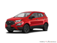 2018 Ford Ecosport S | Photo 3 | Race Red