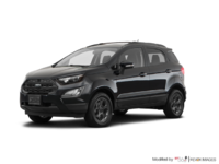 2018 Ford Ecosport SES | Photo 3 | Shadow Black