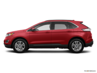 2018 Ford Edge SEL | Photo 1 | Ruby Red Metallic Tinted Clearcoat