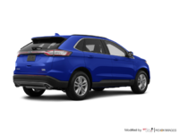 2018 Ford Edge SEL | Photo 2 | Lightning Blue