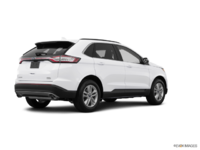 2018 Ford Edge SEL | Photo 2 | White Platinum Metallic Tri-Coat