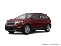 2018 Ford Edge SEL | Photo 3 | Burgundy Velvet Metallic Tinted Clearcoat
