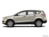 2018 Ford Escape S | Photo 1 | White Gold