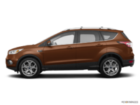 2018 Ford Escape TITANIUM | Photo 1 | Cinnamon Glaze