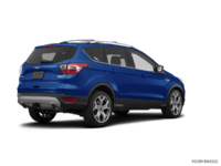 2018 Ford Escape TITANIUM | Photo 2 | Blue Lightning