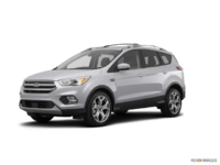 2018 Ford Escape TITANIUM | Photo 3 | Ingot silver