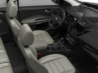2018 Ford Escape TITANIUM | Photo 1 | Medium Light Stone Salerno Leather