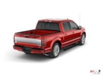 2018 Ford F-150 LIMITED | Photo 2 | Ruby Red Metallic