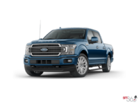 2018 Ford F-150 LIMITED | Photo 3 | Blue Jeans Metallic
