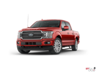 2018 Ford F-150 LIMITED | Photo 3 | Ruby Red Metallic