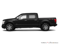2018 Ford F-150 PLATINUM | Photo 1 | Shadow Black