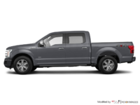2018 Ford F-150 PLATINUM | Photo 1 | Magnetic