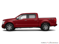 2018 Ford F-150 PLATINUM | Photo 1 | Ruby Red Metallic