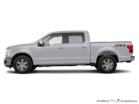 2018 Ford F-150 PLATINUM | Photo 1 | Ingot Silver metallic