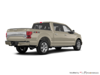 2018 Ford F-150 PLATINUM | Photo 2 | White Gold