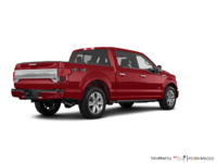 2018 Ford F-150 PLATINUM | Photo 2 | Ruby Red Metallic