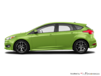 2018 Ford Focus Hatchback SE | Photo 1 | Outrageous Green Metallic
