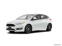 2018 Ford Focus Hatchback SE | Photo 3 | Oxford White