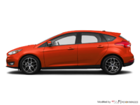 2018 Ford Focus Hatchback SEL | Photo 1 | Hot Pepper Red Metallic