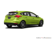 2018 Ford Focus Hatchback SEL | Photo 2 | Outrageous Green Metallic
