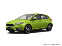 2018 Ford Focus Hatchback SEL | Photo 3 | Outrageous Green Metallic