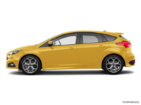 2018 Ford Focus Hatchback ST | Photo 1 | Triple Yellow