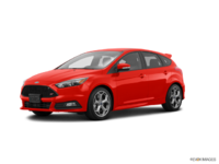 2018 Ford Focus Hatchback ST | Photo 3 | Hot Pepper Red Metallic