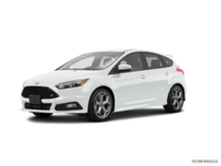 2018 Ford Focus Hatchback ST | Photo 3 | Oxford White