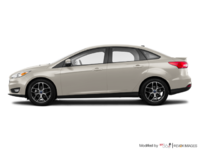 2018 Ford Focus Sedan SE | Photo 1 | White Gold