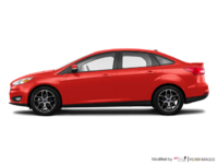 2018 Ford Focus Sedan SE | Photo 1 | Hot Pepper Red Metallic