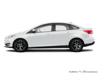 2018 Ford Focus Sedan SE | Photo 1 | Oxford White