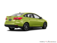 2018 Ford Focus Sedan SE | Photo 2 | Outrageous Green Metallic