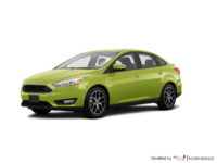 2018 Ford Focus Sedan SE | Photo 3 | Outrageous Green Metallic