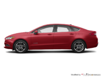 2018 Ford Fusion Hybrid SE | Photo 1 | Ruby Red